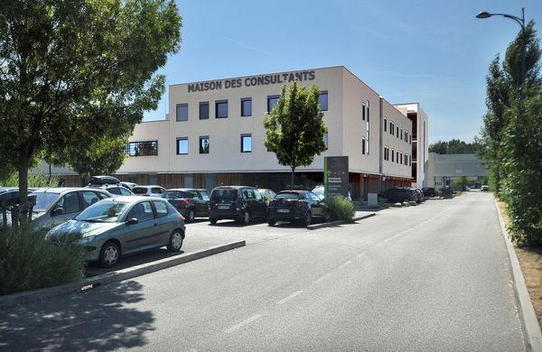 Maison des consultants à Bourgoin Jallieu : CSP 10 - Chanut