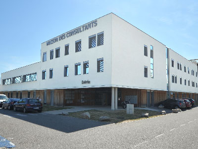 Maison des consultants à Bourgoin Jallieu