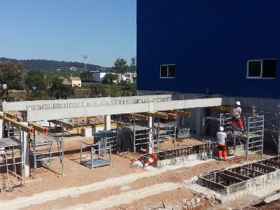 AMB Groupe Dauphiblanc à Luc en Provence